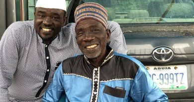 A Tribute to My Father, Imam Shuaib Agaka — Economic Confidential