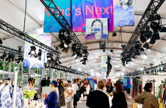 Paris Trade Shows Get Together to Stage Physical Editions – WWD