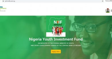 NYIF Application Portal Login & Registration : www.nyif.nmfb.com.ng