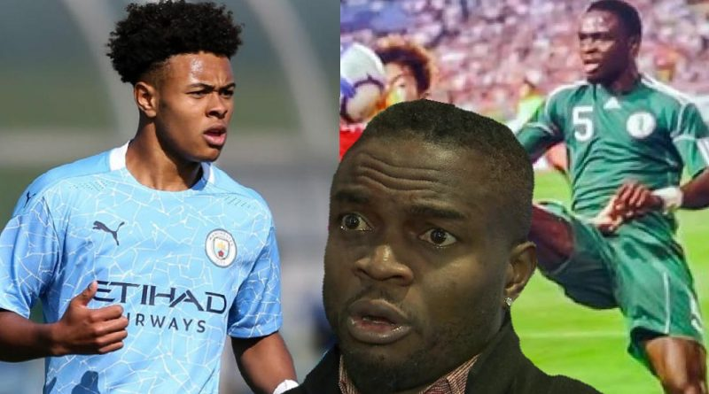 I Will Convince My Nephew At Man City Tai Sodje To Pay For Nigeria