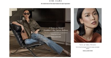 The relaunch of Saks.com spotlights the new standards of luxury e-commerce – Glossy