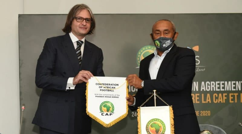 ICSS, CAF Agree Deal To Boost Security, Integrity Of African Football