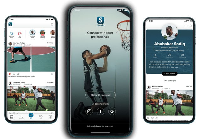 The App That Connects Talent To Scouts, Clubs And Fans -