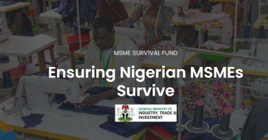 Survival Fund Application Form 2020 – Register Online » Voice of Nigeria