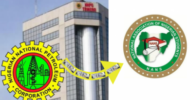 NNPC's $200,000 Bribe Against Fuel Price Hike Tears National Association Of Nigerian Students Apart