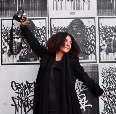 How an Award-winning Egyptian Artist Uses Photography to Tell Personal Stories