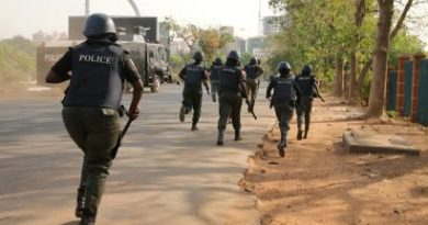 #EndSARS: The Police Also Cry