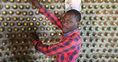 'Waste Is Only Waste When You Waste It' – Could Ecobricks Be The Solution To Uganda's Housing And Pollution Problem?