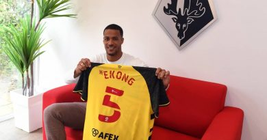 Ekong's Move To Watford Raises Questions About The True Quality Of Nigerian Stars :: Nigerian Football News