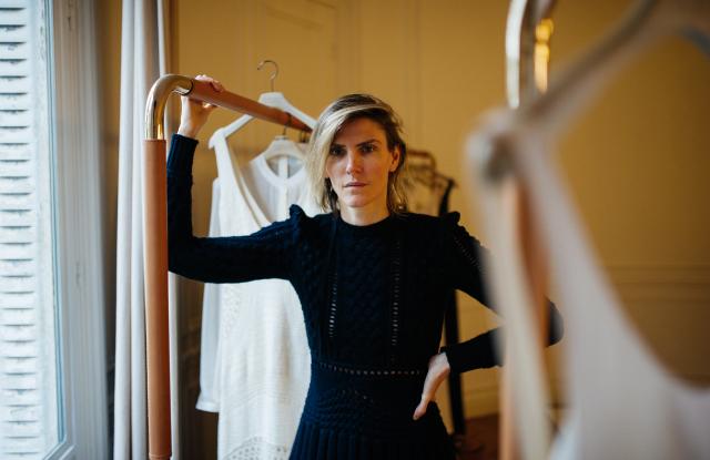 Gabriela Hearst, New American in Paris – WWD