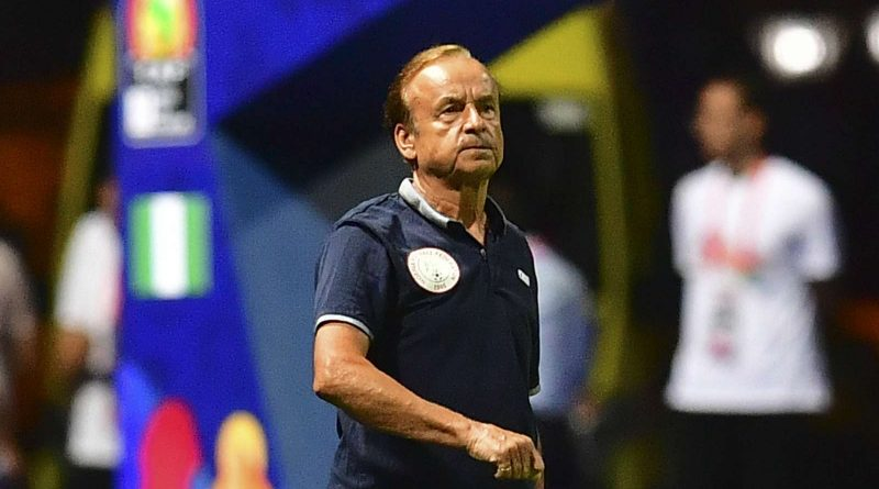 Pressure On Rohr Ahead Of November AFCON Qualifiers :: Nigerian Football News