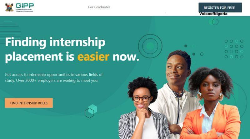 Lagos State Govt. Internship Programmes 2020