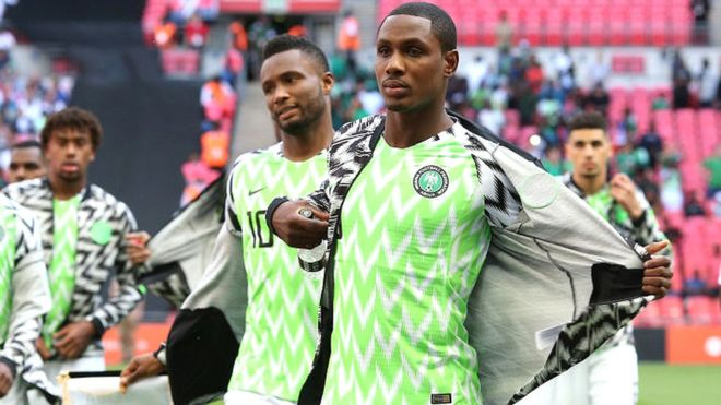 #EndSars: The Cries Didn't Move Buhari But Ighalo Shows Why Players Should Speak Out On Social Issues :: Nigerian Football News