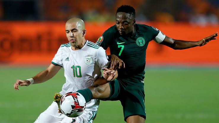 Nigeria vs Algeria Head To Head Record :: Nigerian Football News