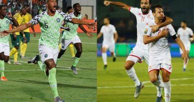Nigeria - Tunisia Head To Head Record :: Nigerian Football News