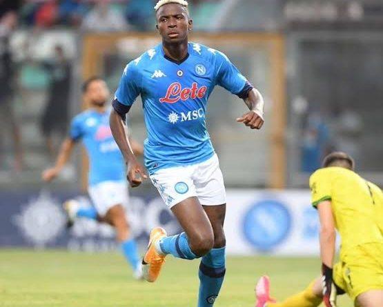 Osimhen Should Be A Premier League Player - Odemwingie :: Nigerian Football News