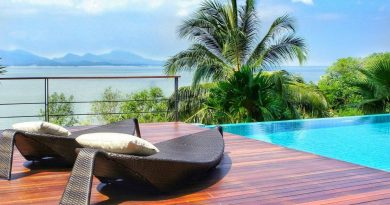 Exotic Resorts May Be the Best Bet for a Holiday