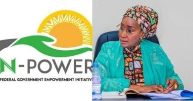 Latest Npower News In Nigeria For Today, Friday, 16th October 2020