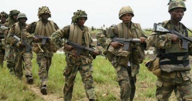 Army kill 38 bandits, arrest 93 insurgent logistics suppliers, recovers arms in Katsina, Zamfara