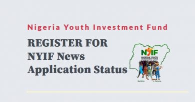 NYIF Registration Portal Login & Fill Application : www.nyif.nmfb.com.ng
