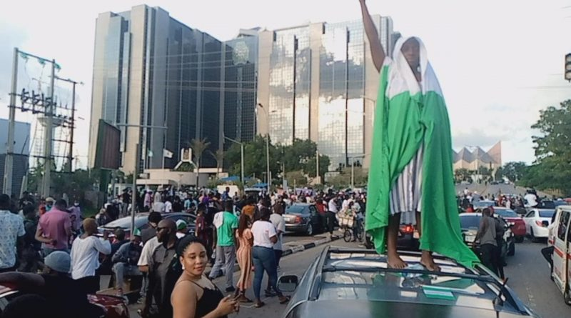 How SARS became a catalyst for a new generation of Nigerian youths -