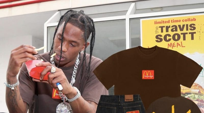 What Fashion Can Learn From the Wild Success of McDonald's Travis Scott Collab   Intelligence, BoF Professional