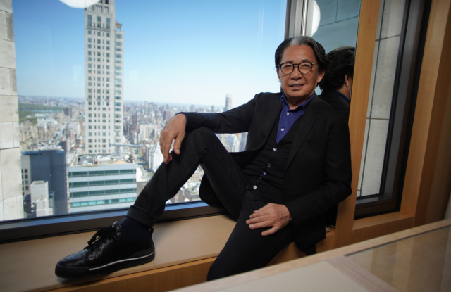 Kenzo Takada Dies at 81 of COVID-19-Related Complications – WWD