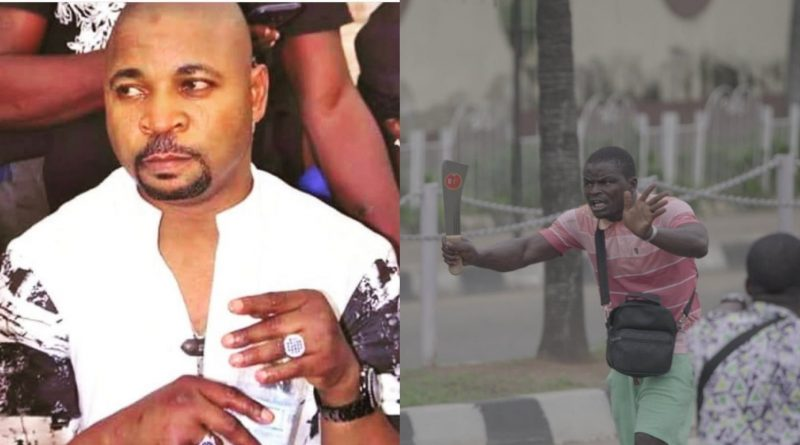Thugs who disrupted #EndSARS protest alleged to have been sent by MC Oluomo